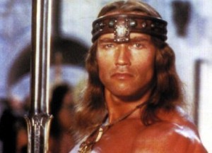 Conan the Barbarian the Uberman