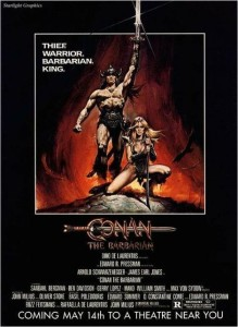 Conan the Barbarian and Friedrich Nietzsche