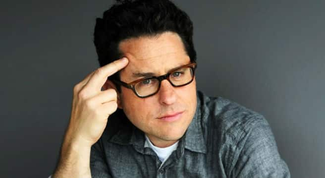 J.J. Abrams directing Star Wars