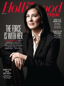 In a recent interview, Star Wars Producer Kathleen Kennedy proves she's just what Star Wars needs.