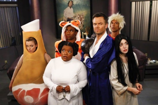 community without dan harmon -- season 4