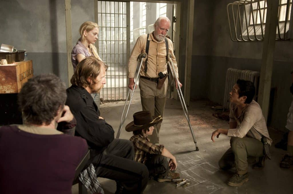 The Walking Dead Home Season 3 episode 10