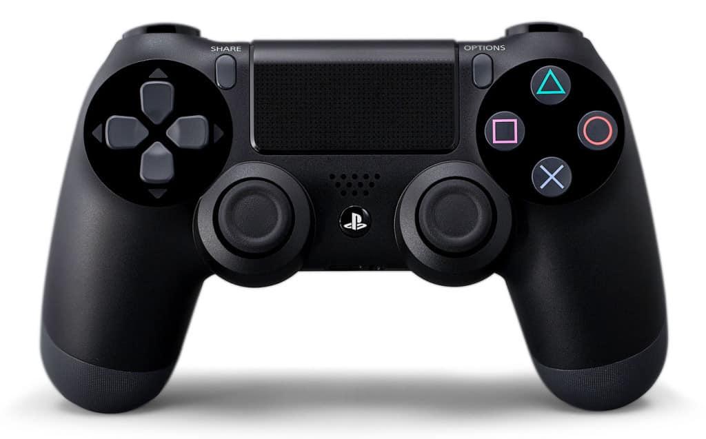 PS4 Details - Controller