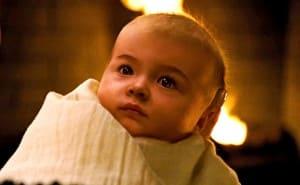 CGI in Twilight - Baby