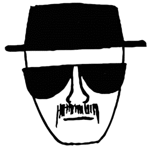 Heisenberg - Weeds and Breaking Bad