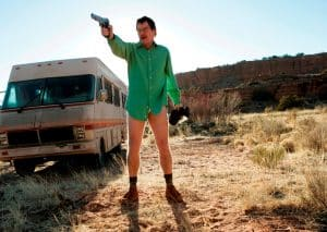 Breaking Bad Pilot - Weeds and Breaking Bad