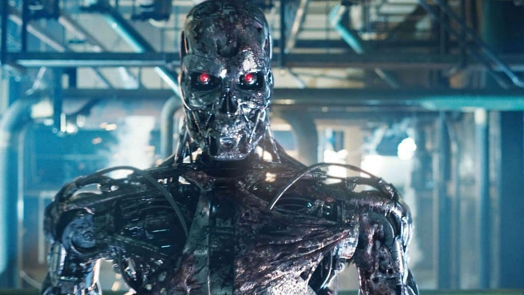 Science Fact Friday - Artificial Intelligence - Terminator - chat bot