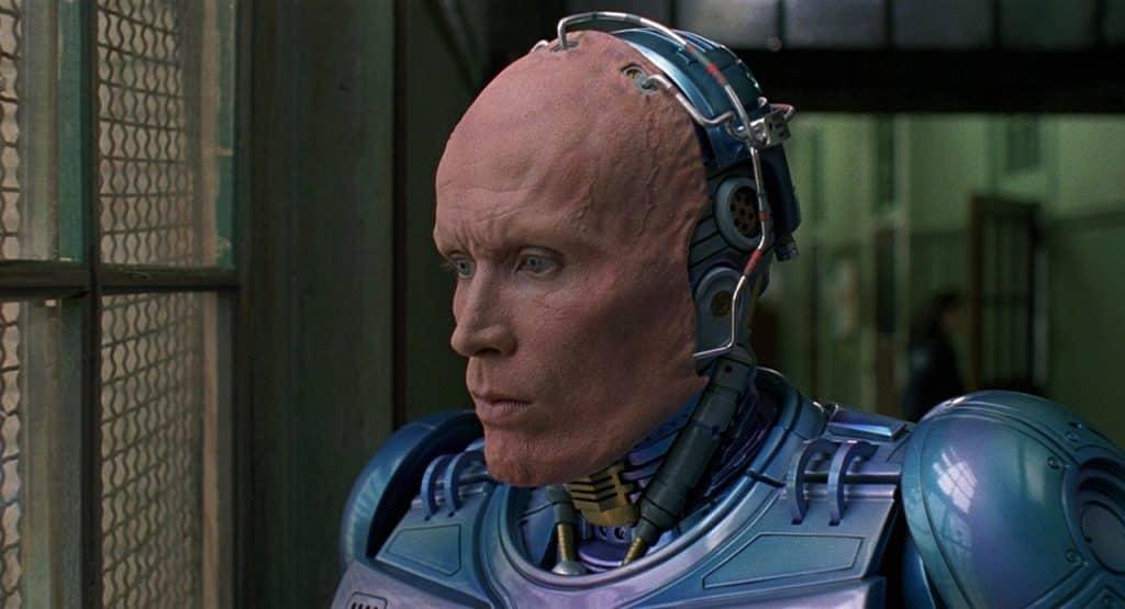 Science Fact Friday - Brain-Machine Interface - Alex Murphy RoboCop
