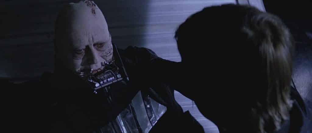 Science Fact Friday - Brain-Machine Interface - Star Wars Skywalkers - Darth Vader no helmet