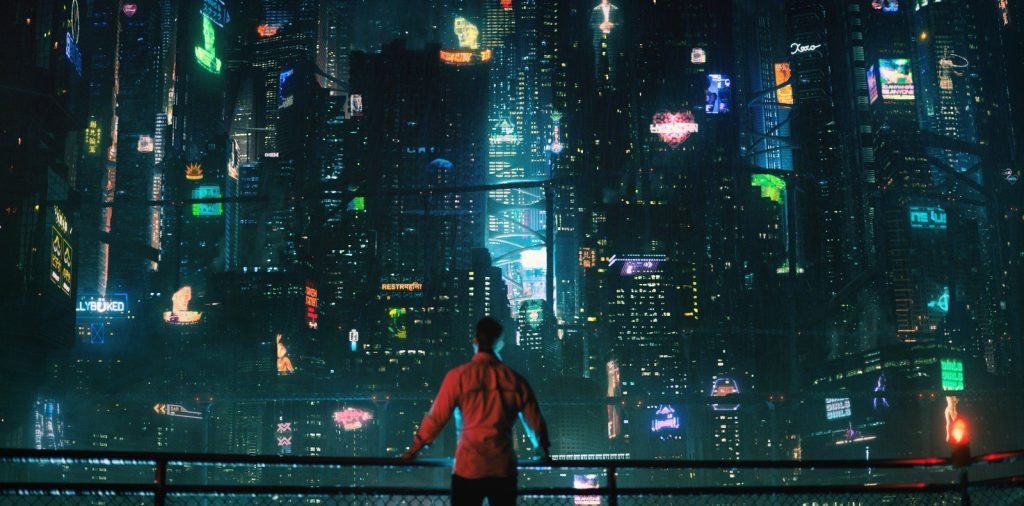 Altered Carbon - Live Forever - Takeshi Kovacs
