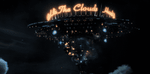 Altered Carbon - Head in the Clouds