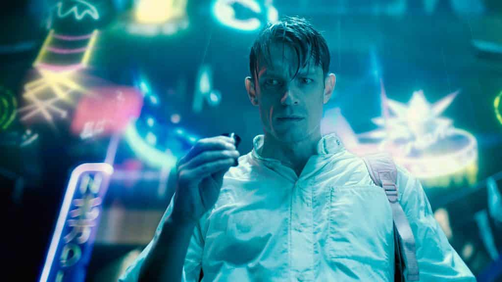 Altered Carbon - Takeshi Kovacs