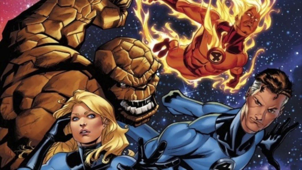MCU phase 5 - The Fantastic Four