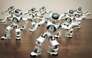 Fortnite Lawsuits - Robots Dancing