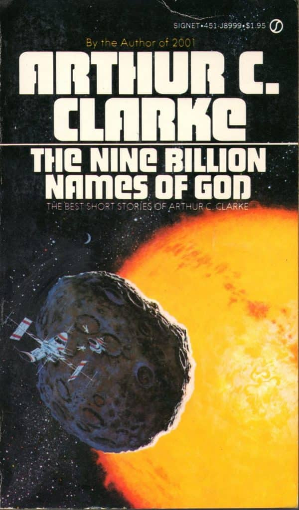 Science Fiction Short Stories of the 20th Century - Arthur C. Clarke - The Nine Billion Names of God