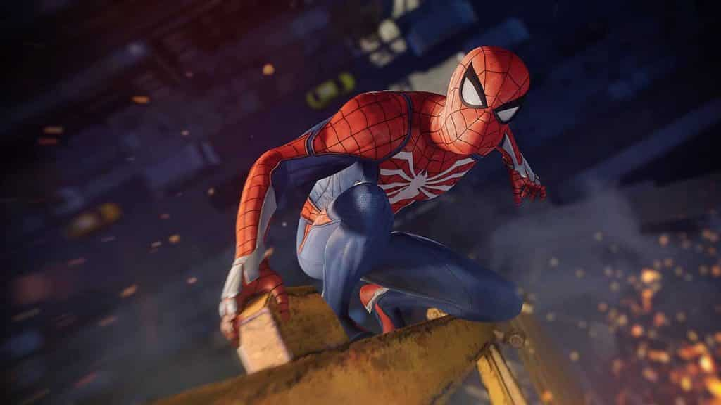 Narrative-Driven Games - Spider-Man
