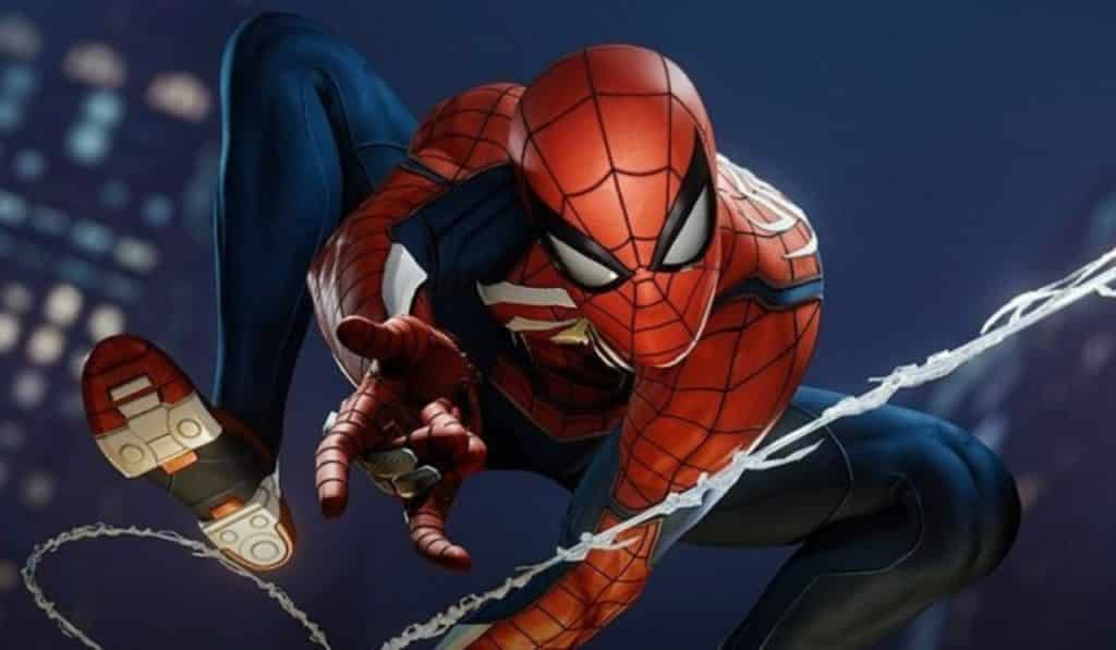Narrative Gaming - Spider-Man