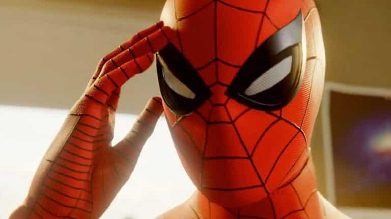 Narrative Gaming - Spider-Man PS4