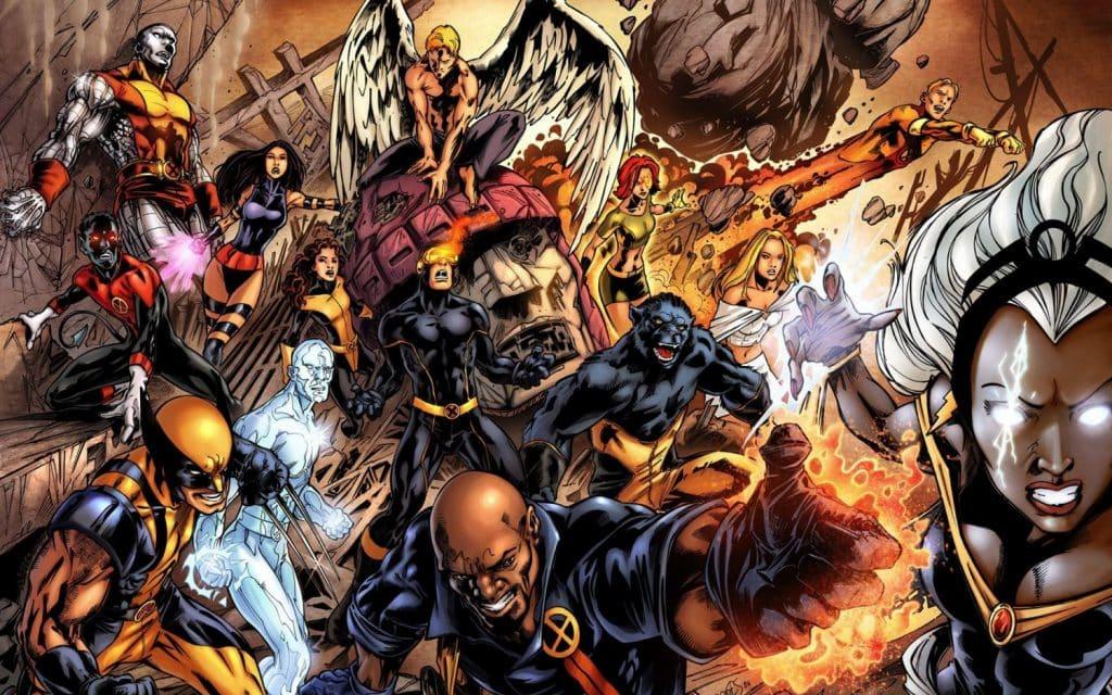 MCU phase 5 - X-Men