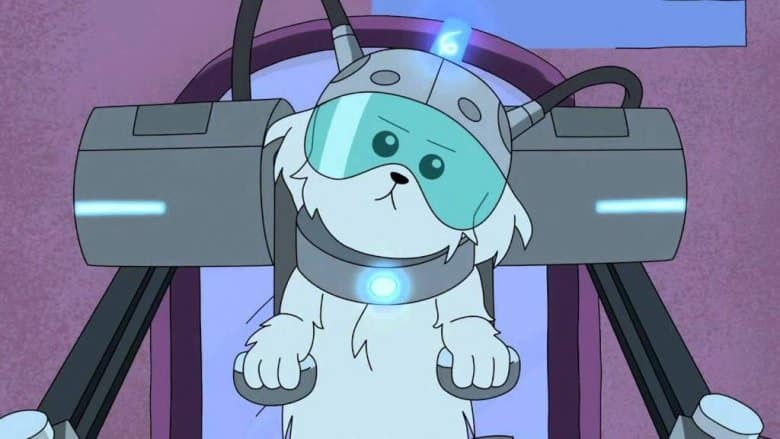 References in Rick and Morty - Animal Farm