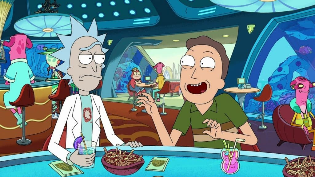 References in Rick and Morty - Fifth Element