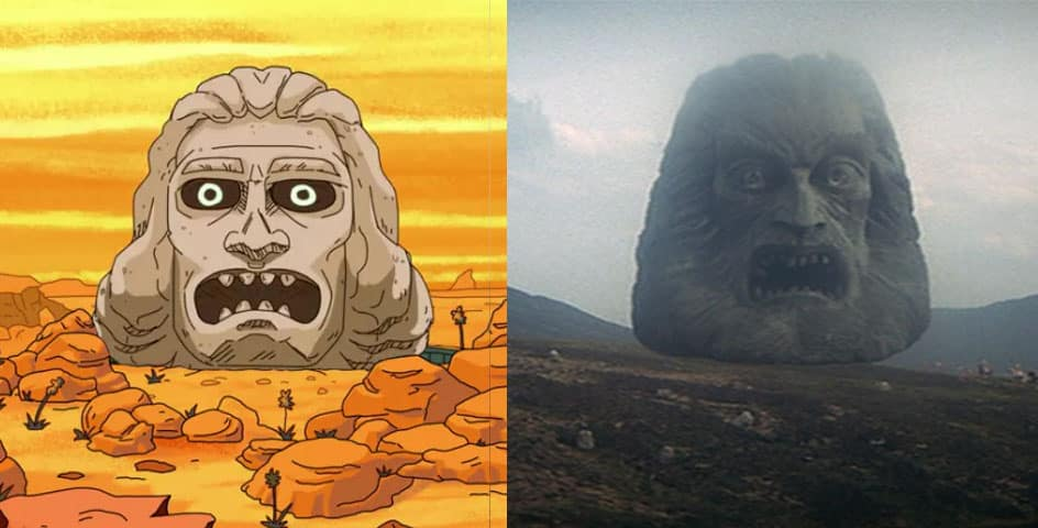 References in Rick and Morty - Zardoz
