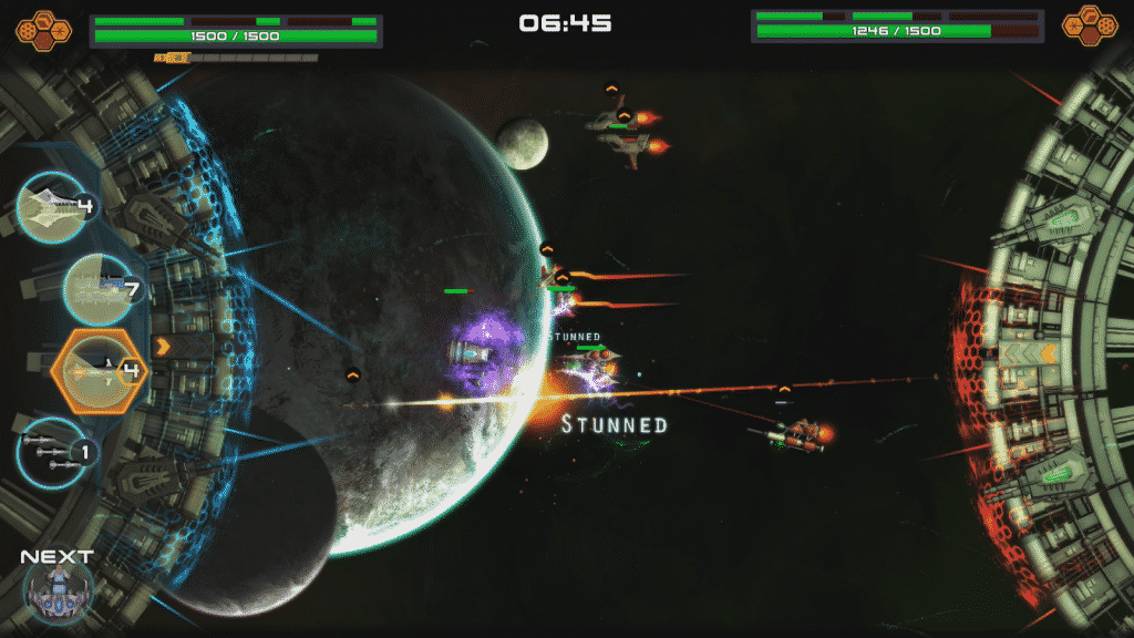 Space War Arena - SpaceWar! - Gaming Before Pong