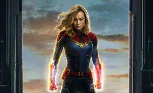 Captain Marvel Disney Superhero overload
