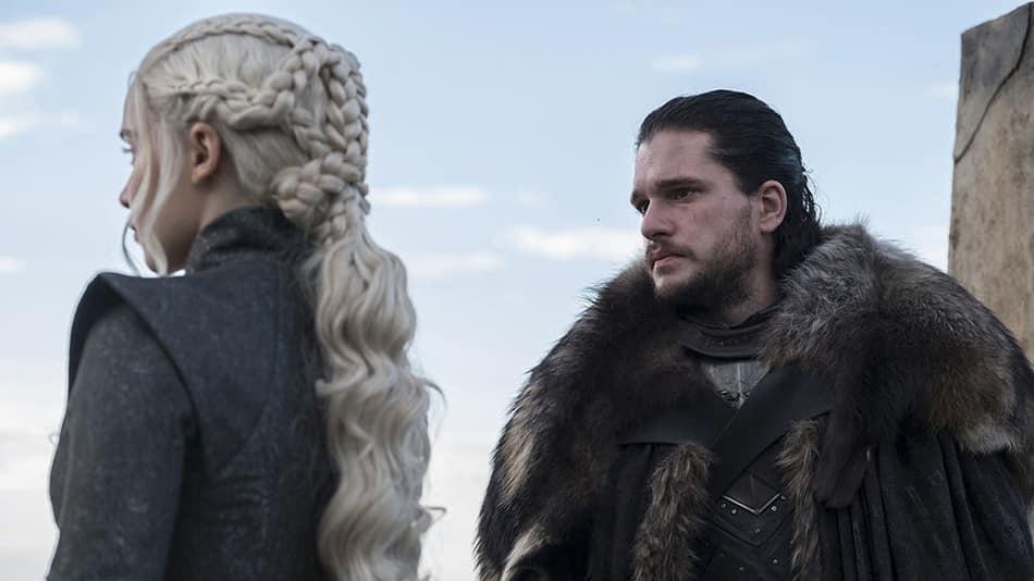 Game of Thrones theories Jon vs Dany