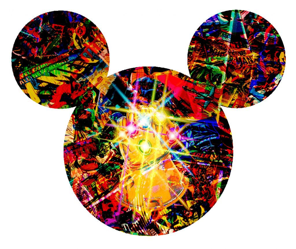 Marvel Disney Superhero overload