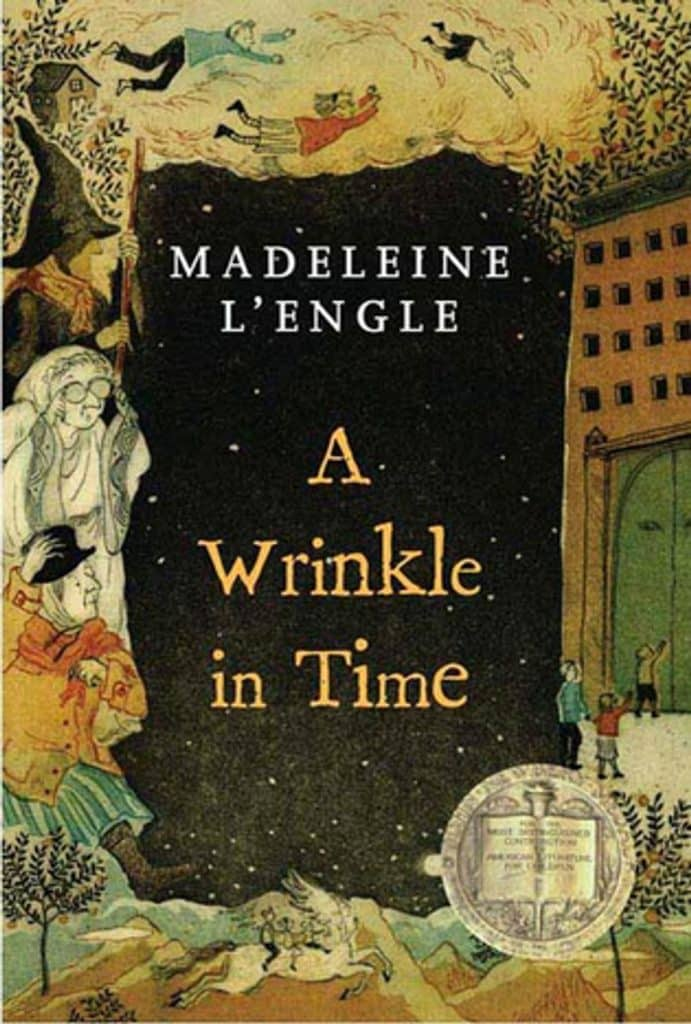 Best Sci Fi Books for Teens - A Wrinkle in Time
