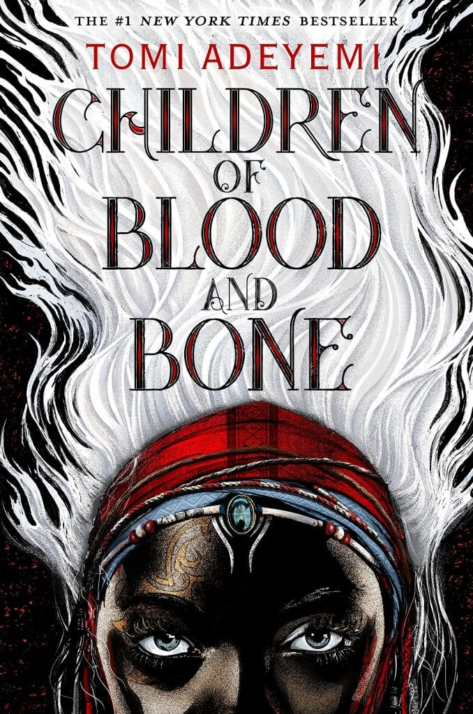 best sci fi books for teens - children of blood and bone