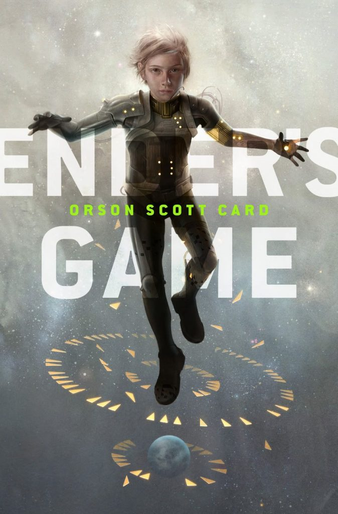 Best Sci Fi Books for Teens - Ender's Game