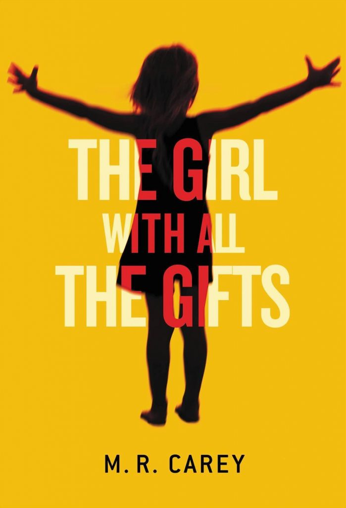 best sci fi books for teens - the girl with all the gifts