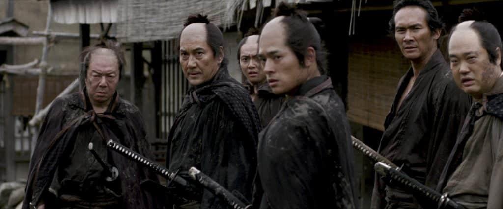 martial arts movies 13 assassins