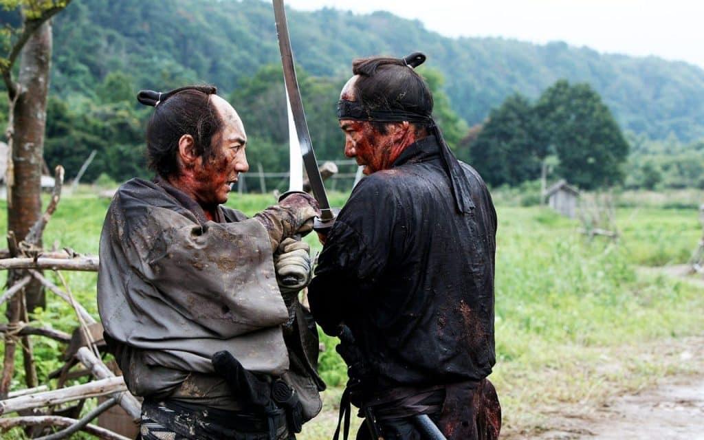 martia arts movies 13 assassins good