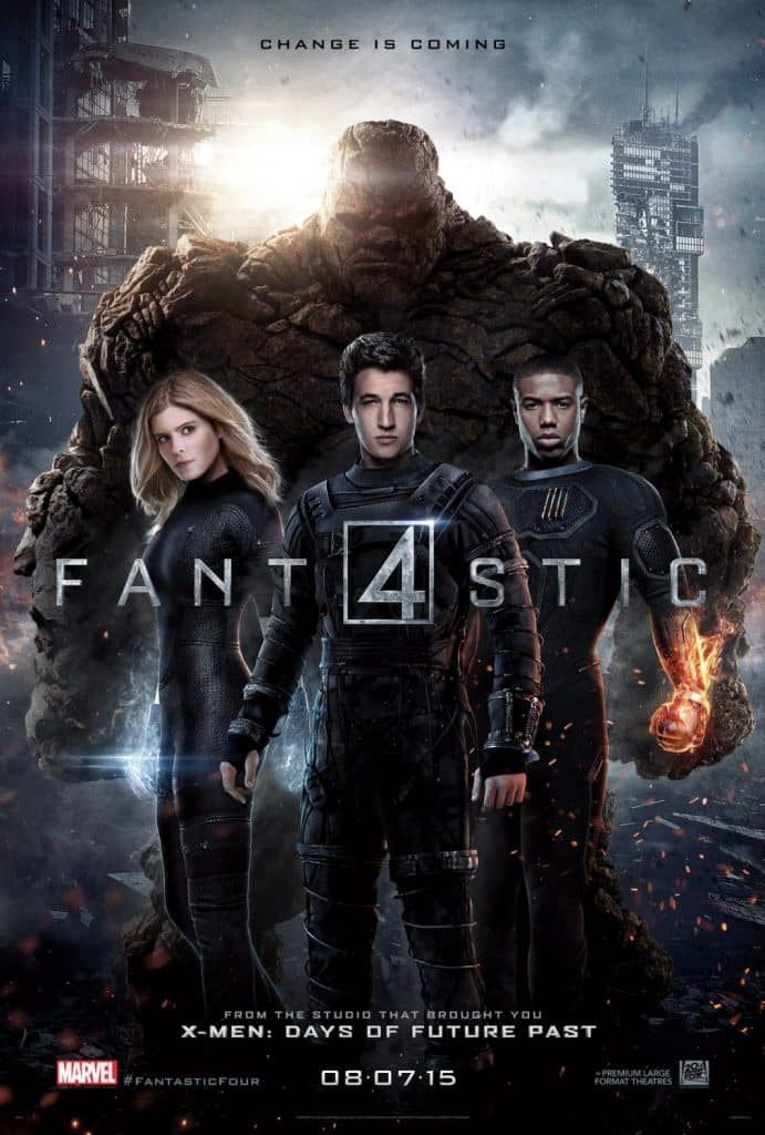 movie remakes fantastic four josh trank