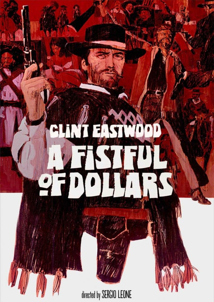 movie remakes a fistful of dollars clint eastwood