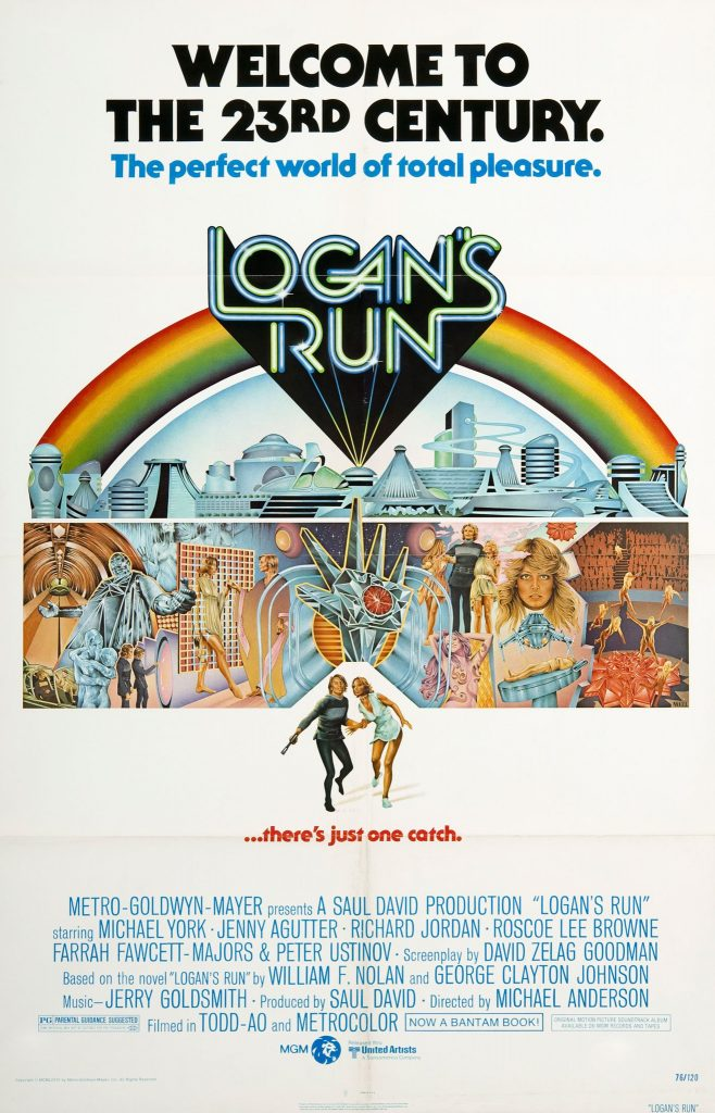 movie remakes wishlist logan's run