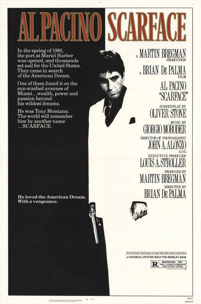 Movie Remakes - Scarface Al Pacino