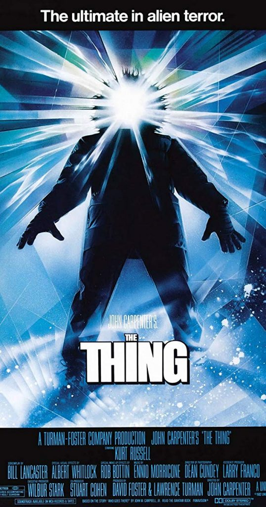 movie remakes the thing