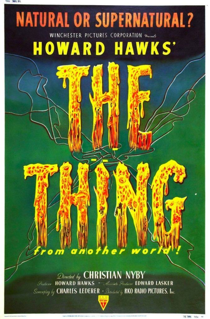 movie reboot the thing from another world