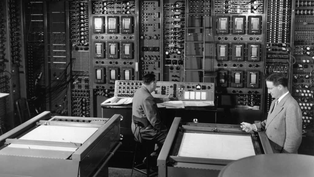computer 1950s