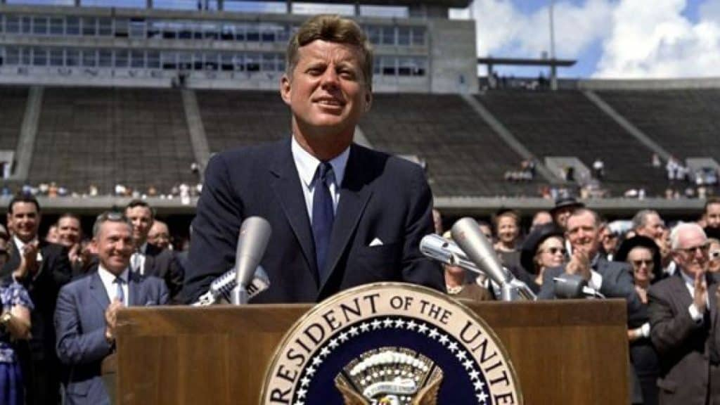 kennedy space speech