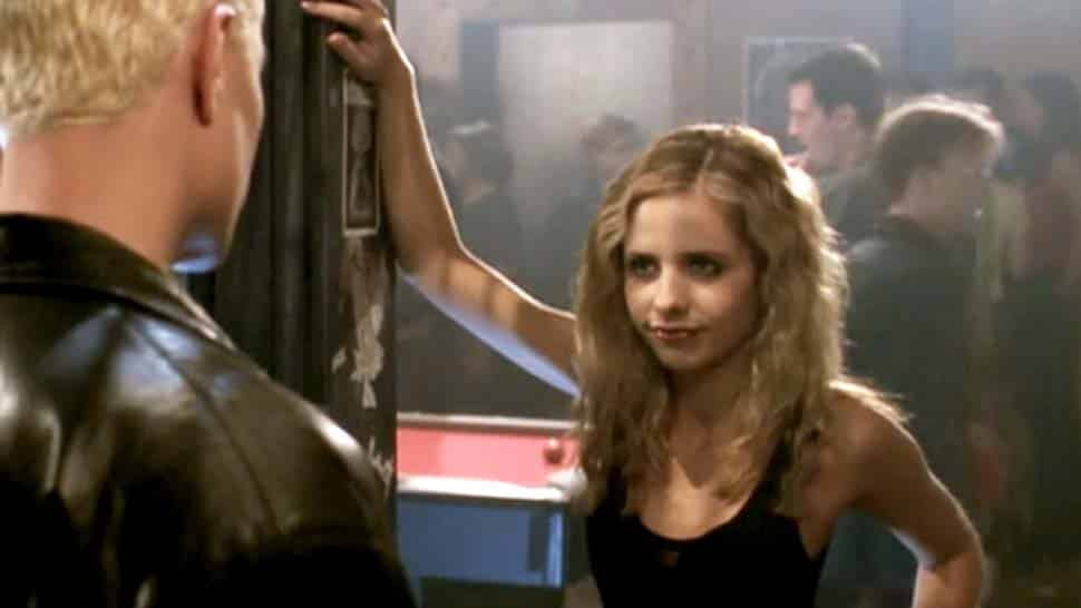 Body Swap Fiction - Buffy the Vampire Slayer - Who Are You