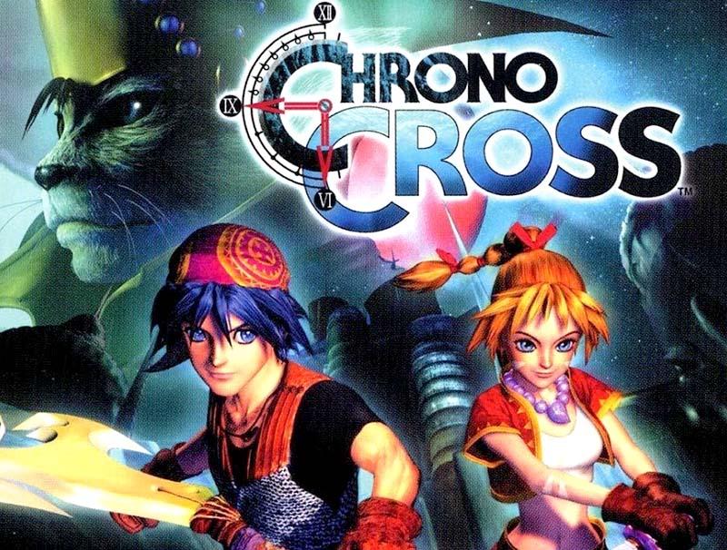 Chrono Cross 1999 Playstation