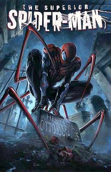 Body Swap Fiction - Superior Spider-Man