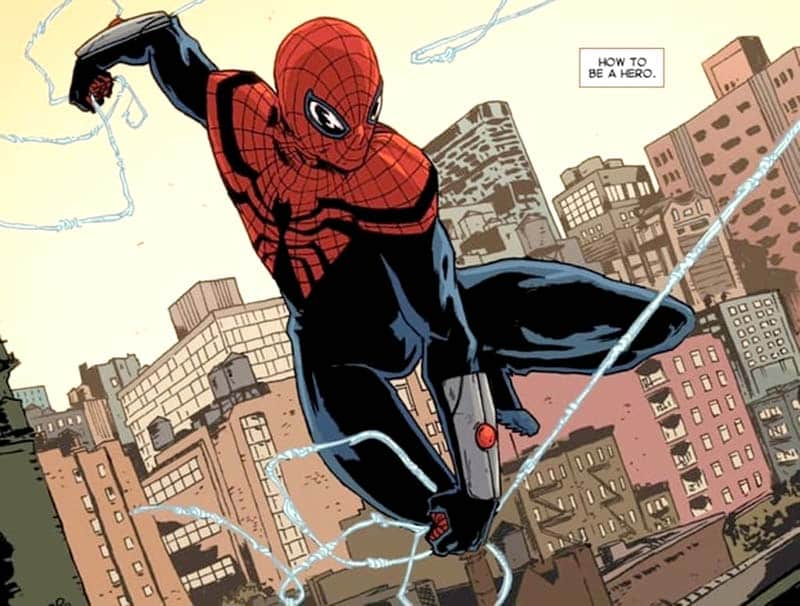 Body Swapping Fiction - Superior Spider-Man