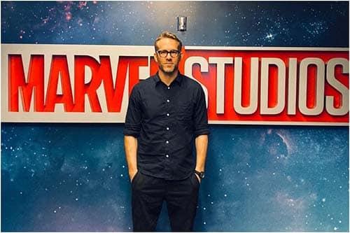 Deadpool 3 MCU Ryan Reynolds at Marvel Studios