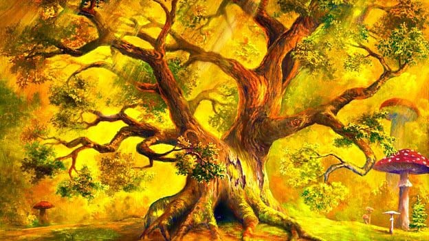Fictional Locations - Land of Take-What-You-Want - Faraway Tree